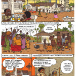 Life of Pahé - A Graphic Novel on African Myths