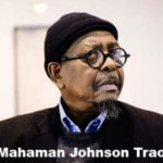 Senegalese film director, Mahaman Johnson Traore: - RIP