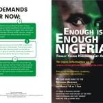 #Nigeria: Abuja - the world: Enough is Enough. Where is Yar'Adua?