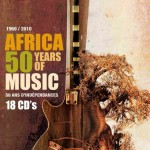 50 years of music from across Africa