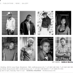 Faces and Phases II - Photos by Zanele Muholi