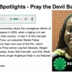 Interview with the cast of Pray the Devil Back to Hell