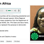 2012 Elections in Africa