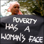 IWD: We the poor women in this rich world